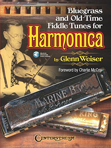 Bluegrass And Old Time Fiddle Tunes For Harmonica By Glenn