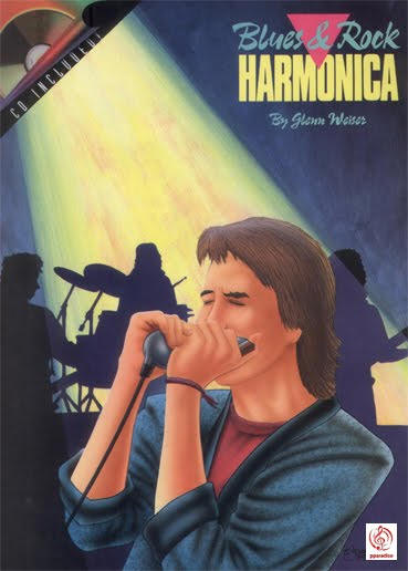 Image result for Blues and Rock Harmonica
