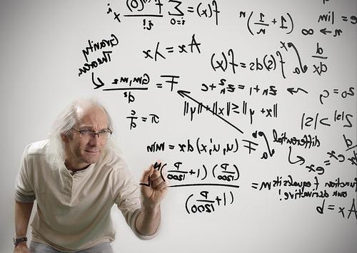 We Use Math » Mathematician